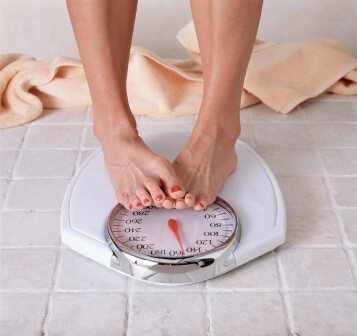 Les indices de masse corporelle dans le monde