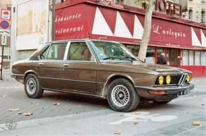 BMW Mesrine