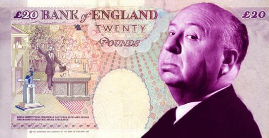 Les billets de la banque d'Angleterre changent de tête